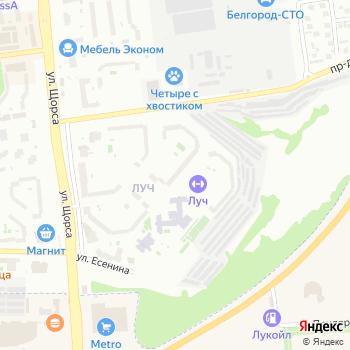 Мира Тур на Яндекс.Картах
