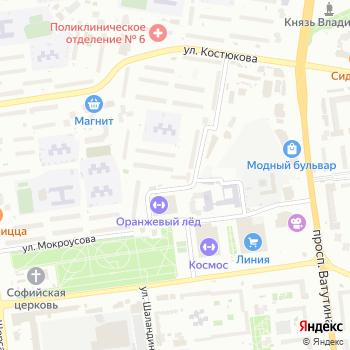 Кардио-диагностический центр на Яндекс.Картах