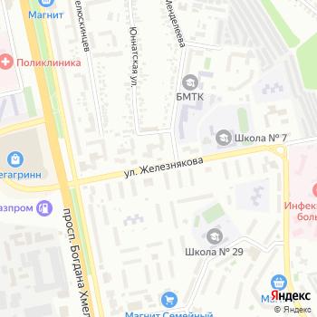 Овен на Яндекс.Картах