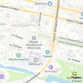 Аварийная служба на Яндекс.Картах
