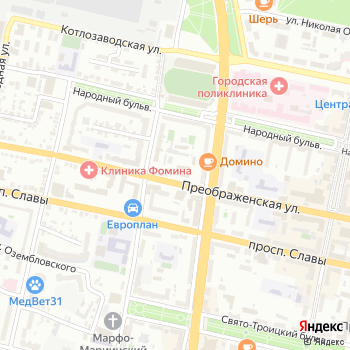 Киоск по продаже печатной продукции на Яндекс.Картах
