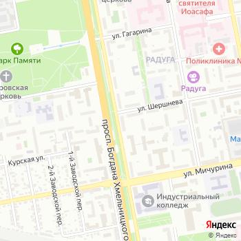 Магазин промтоваров №35 на Яндекс.Картах