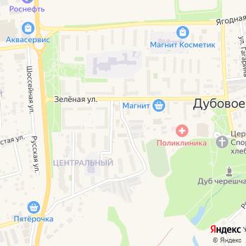 Дубовская врачебная амбулатория на Яндекс.Картах