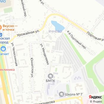 МАИ на Яндекс.Картах