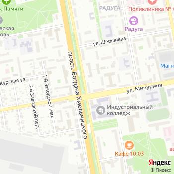 Эвита на Яндекс.Картах