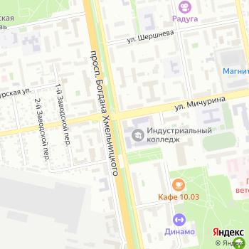 СОМ на Яндекс.Картах