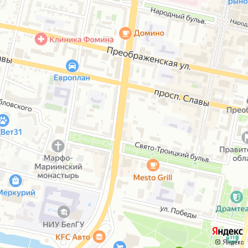 Софтон-Центр на Яндекс.Картах