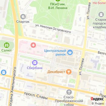 Прииск на Яндекс.Картах