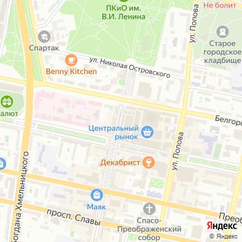Шапица на Яндекс.Картах