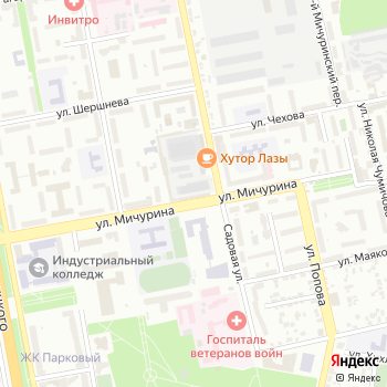 Территория бани на Яндекс.Картах