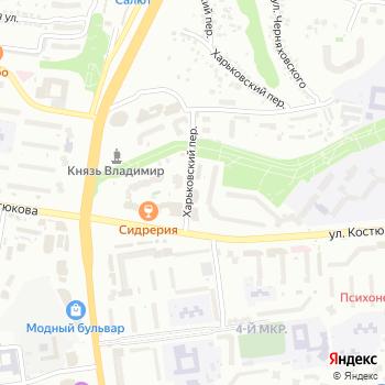 Агро-Белогорье на Яндекс.Картах