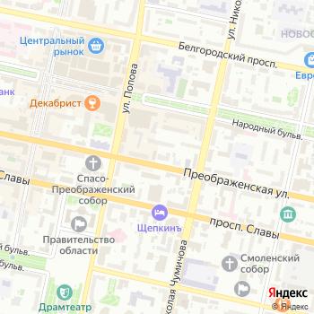 Фонд социальной защиты населения на Яндекс.Картах