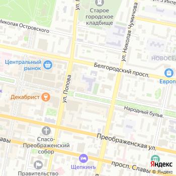 Лицей №9 на Яндекс.Картах