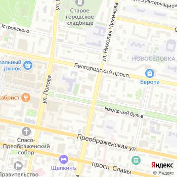 Дом Дверей на Яндекс.Картах