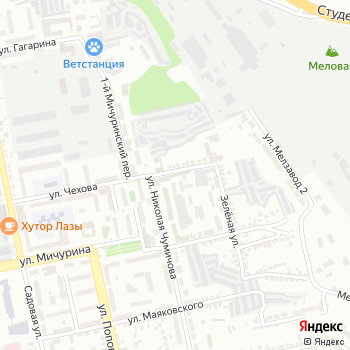 Техсервис на Яндекс.Картах