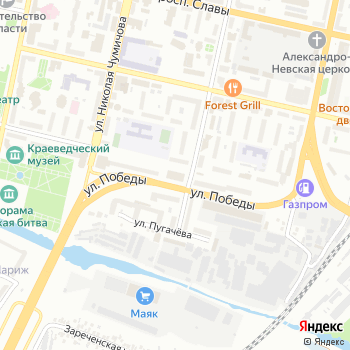 Логос на Яндекс.Картах
