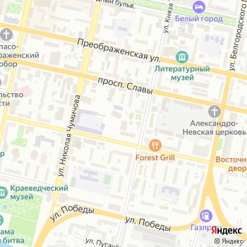 Департамент городского хозяйства на Яндекс.Картах