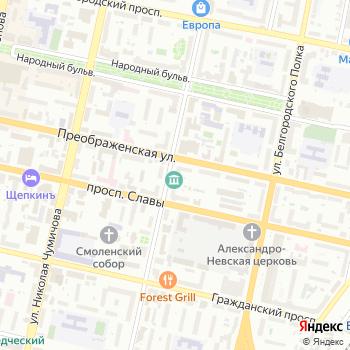 Кабинет психо-неврологической помощи доктора Сидоренко А.В. на Яндекс.Картах