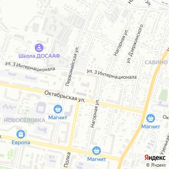 Отдел ГИБДД по Белгородской области на Яндекс.Картах
