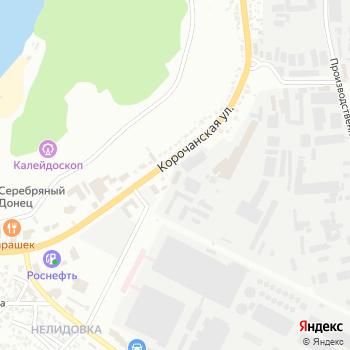 ИнтерФорм на Яндекс.Картах