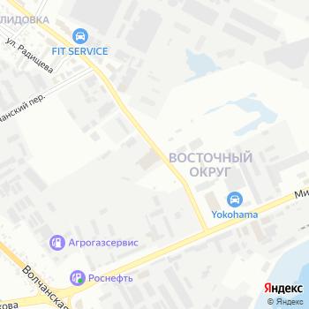 Специализированная монтажно-эксплуатационная служба на Яндекс.Картах