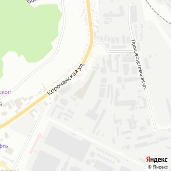 ДиС-пак на Яндекс.Картах