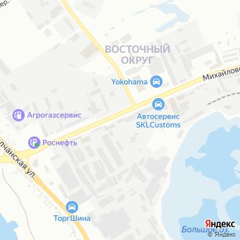 Дорожник на Яндекс.Картах