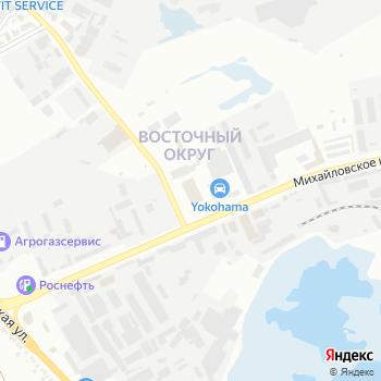 Селигер на Яндекс.Картах