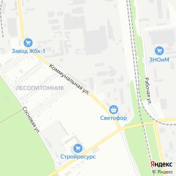 Разноторг на Яндекс.Картах