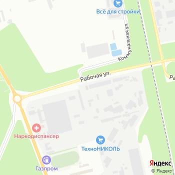 Европит на Яндекс.Картах