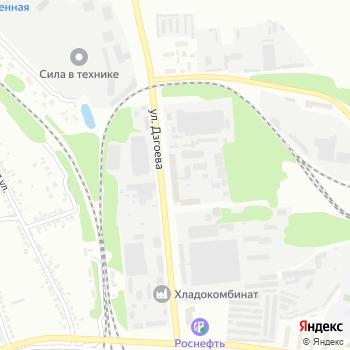 Бизнес Сити на Яндекс.Картах