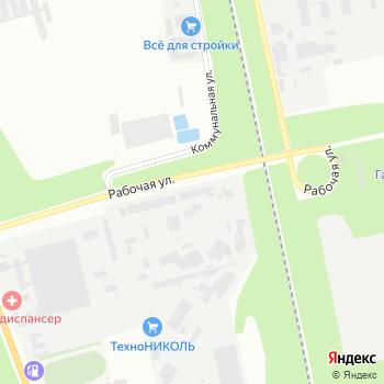 Строительное управление №5 Белгородстрой на Яндекс.Картах