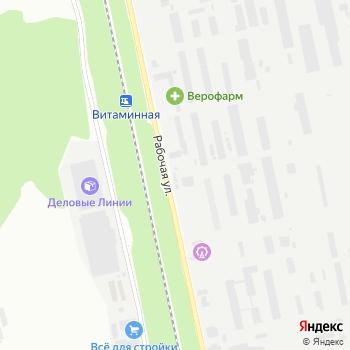 ЛюксСтрой на Яндекс.Картах