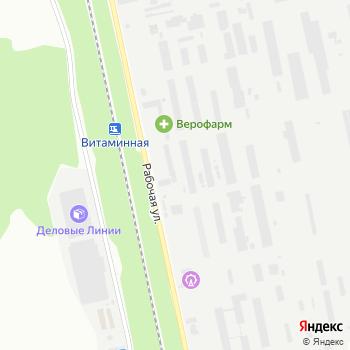 Нефтехим-инжиниринг на Яндекс.Картах