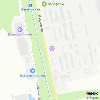 Русь на Яндекс.Картах