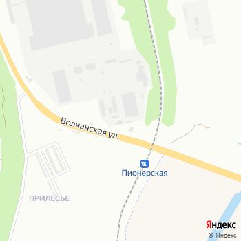 Торговая фирма на Яндекс.Картах