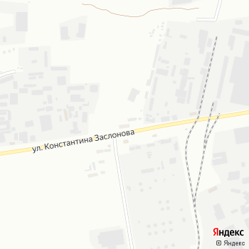 Мехколонна №77 на Яндекс.Картах