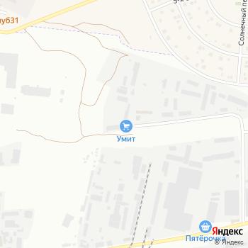 Управление механизации на Яндекс.Картах