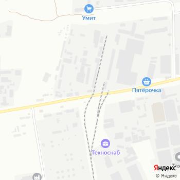 Белкриосервис на Яндекс.Картах
