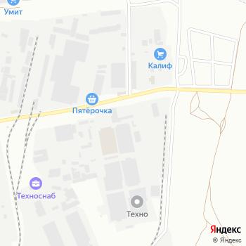 Первая Объединенная Шинная Компания-Белгород на Яндекс.Картах