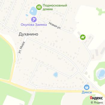Почта с индексом 143512 на Яндекс.Картах