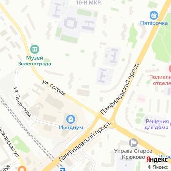 ЦТО-ЛАВ на Яндекс.Картах