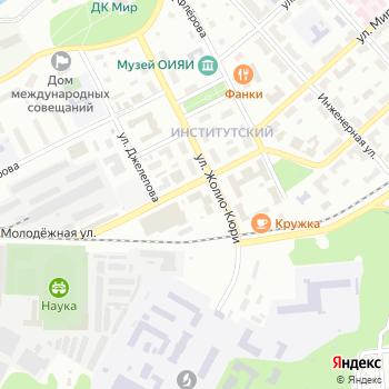 Почта с индексом 141980 на Яндекс.Картах