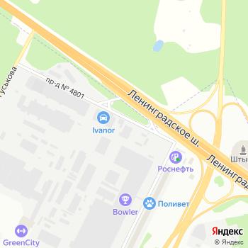 AutoShikk на Яндекс.Картах