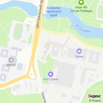 Раннэт на Яндекс.Картах