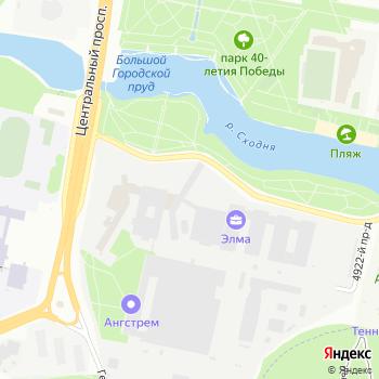 Расмо на Яндекс.Картах