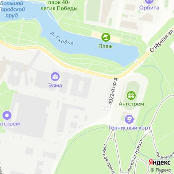 Мэшплюс на Яндекс.Картах