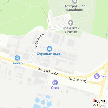 Адгилайн на Яндекс.Картах