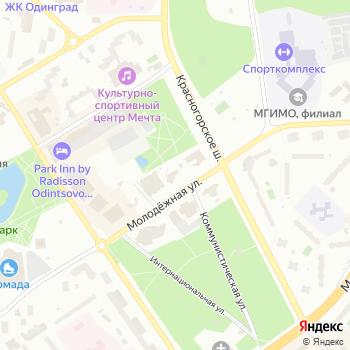 Прокуратура г. Одинцово на Яндекс.Картах