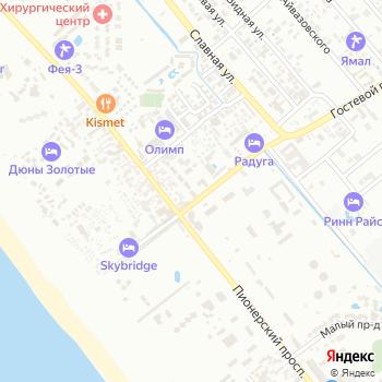 Рябинушка на Яндекс.Картах